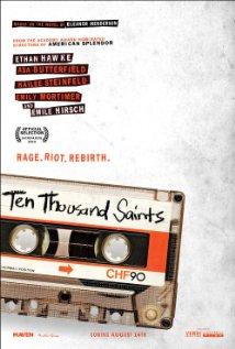 Poster for Ten Thousand Saints