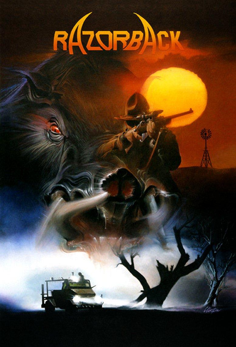 Poster for Razorback