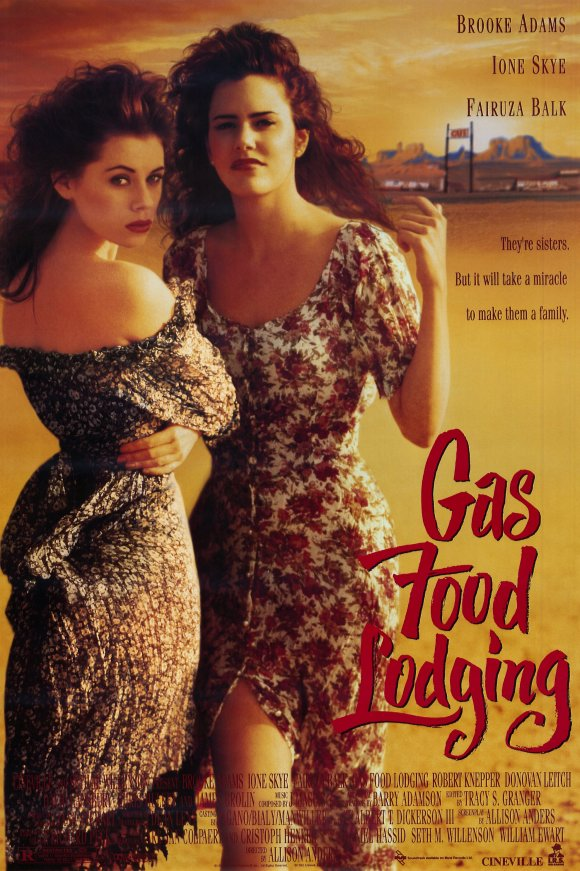 Poster for Gas Food Lodging