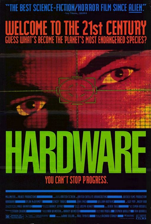 Poster for Hardware