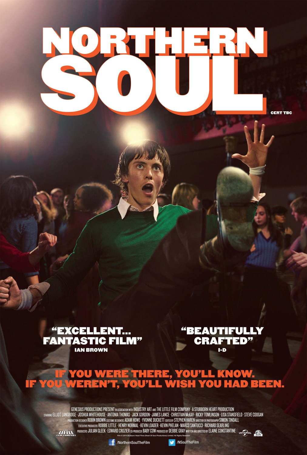 Poster for Northern Soul