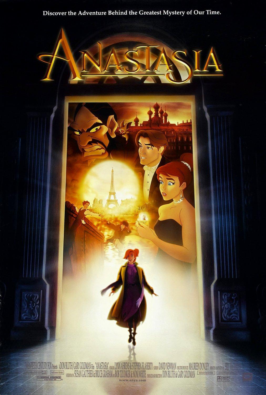 Poster for Anastasia