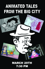 Poster for Animated Tales From the Big City