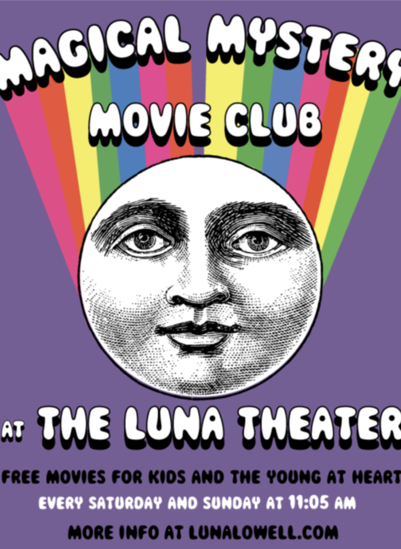 Poster for Magical Mystery Movie