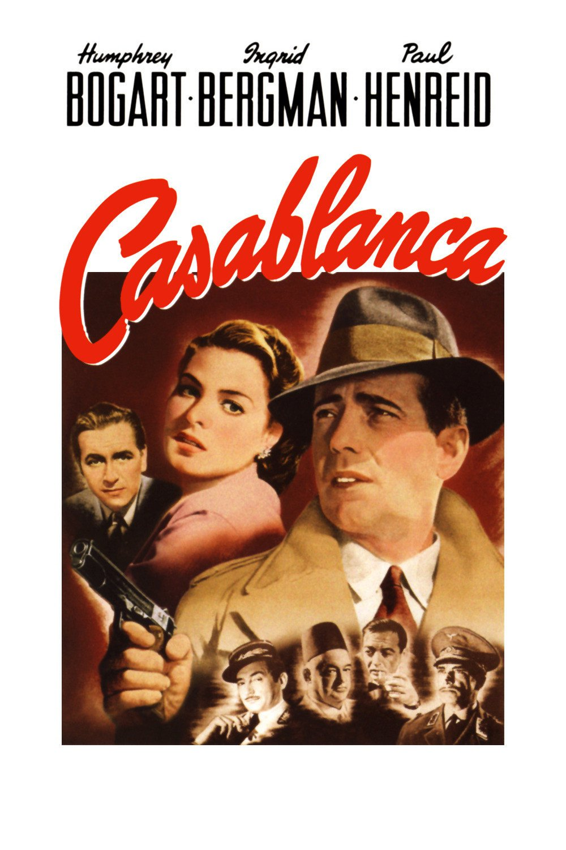 Poster for Casablanca