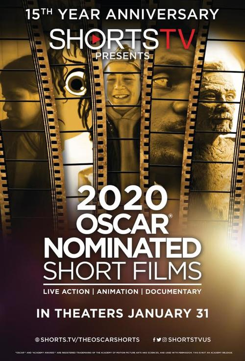 Poster for Oscars Shorts 2020: Live Action