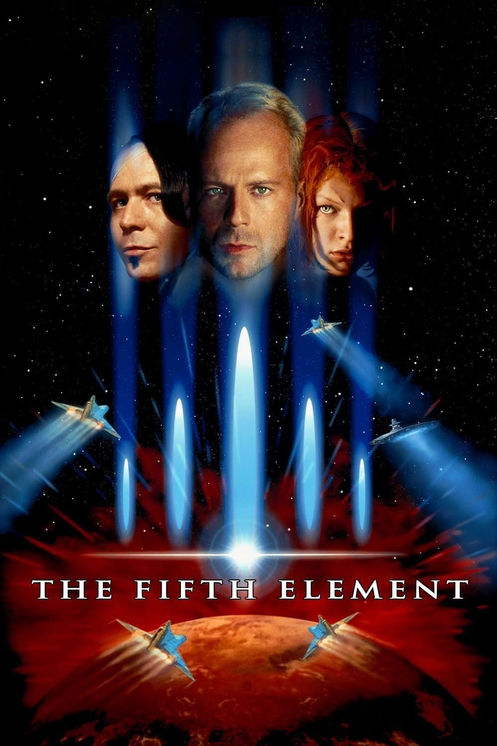 Poster for The Fifth Element