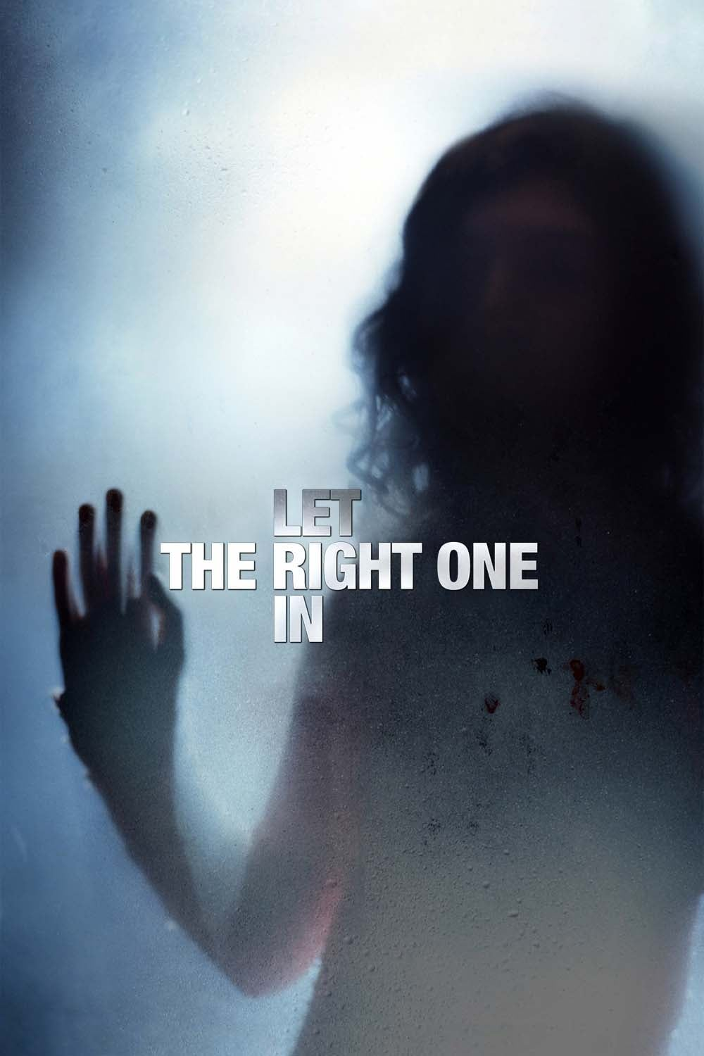 Poster for Let the Right One In