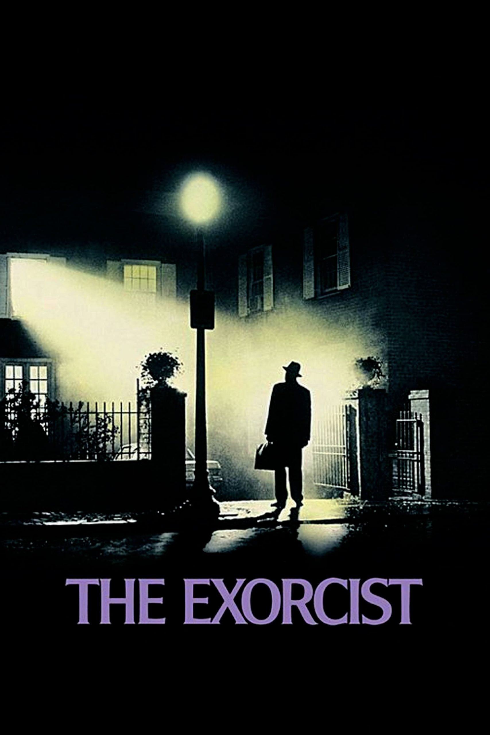 Poster for The Exorcist