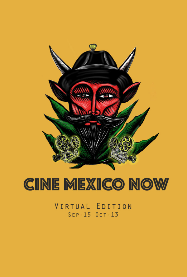 Poster for Cine Mexico Now