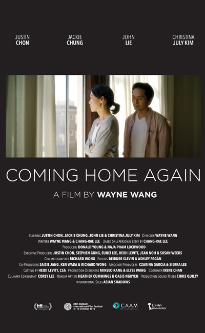 Poster for Coming Home Again