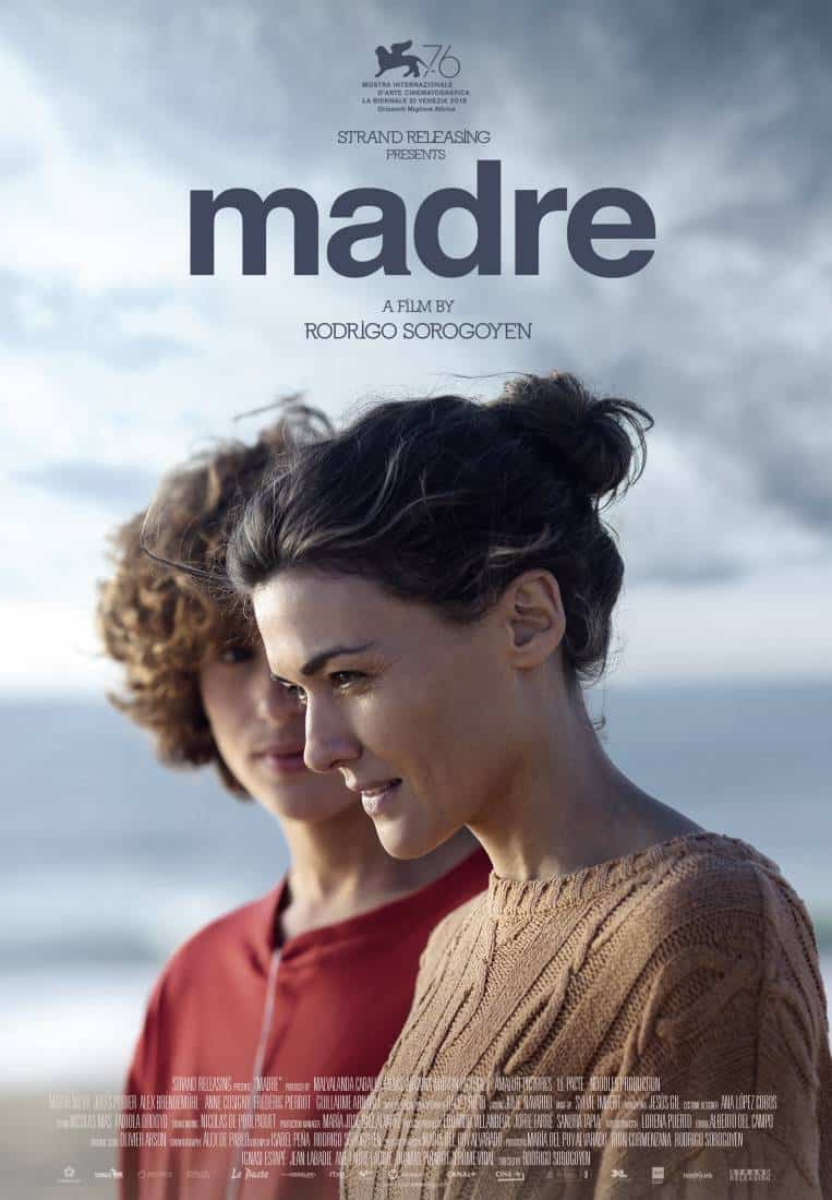 Poster for Madre