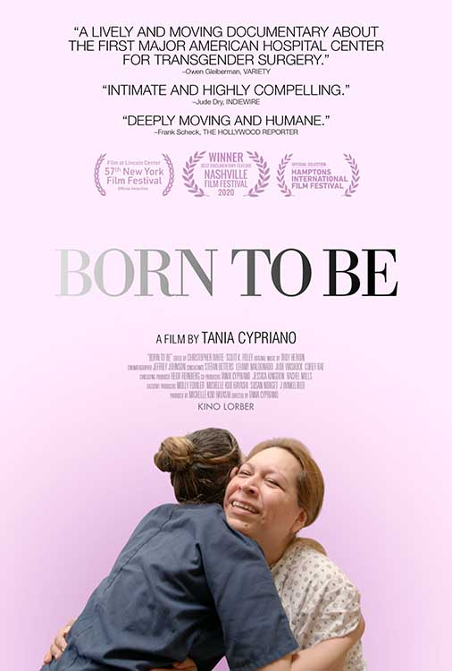 Poster for Born to Be