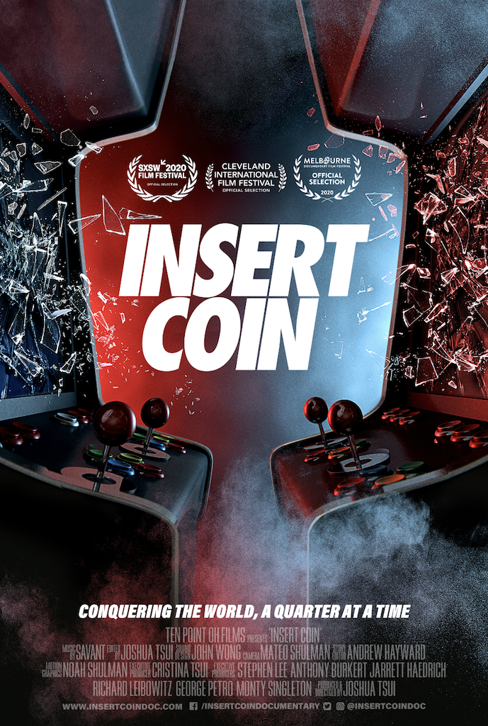 Poster for Insert Coin