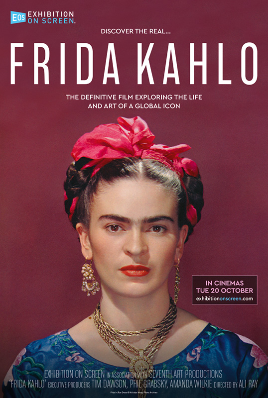 Exhibition on Screen presents Frida Kahlo