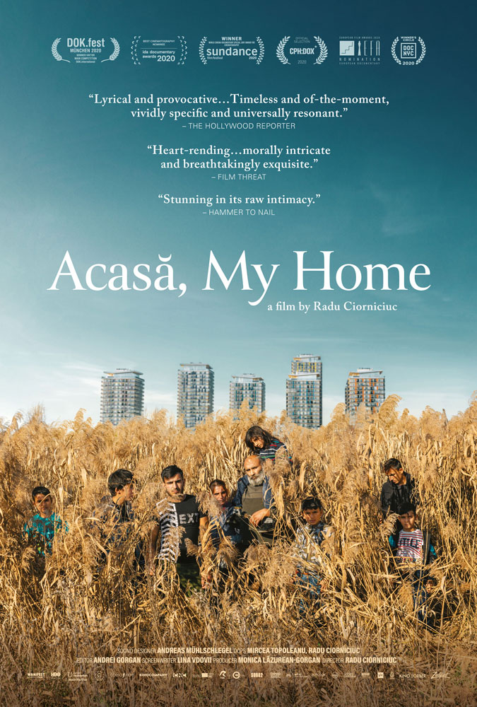 Poster for Acasa, My Home
