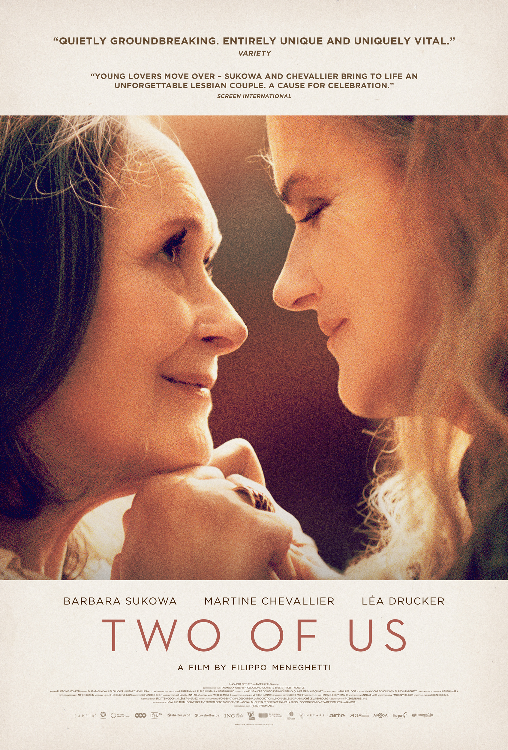 Poster for Two of Us
