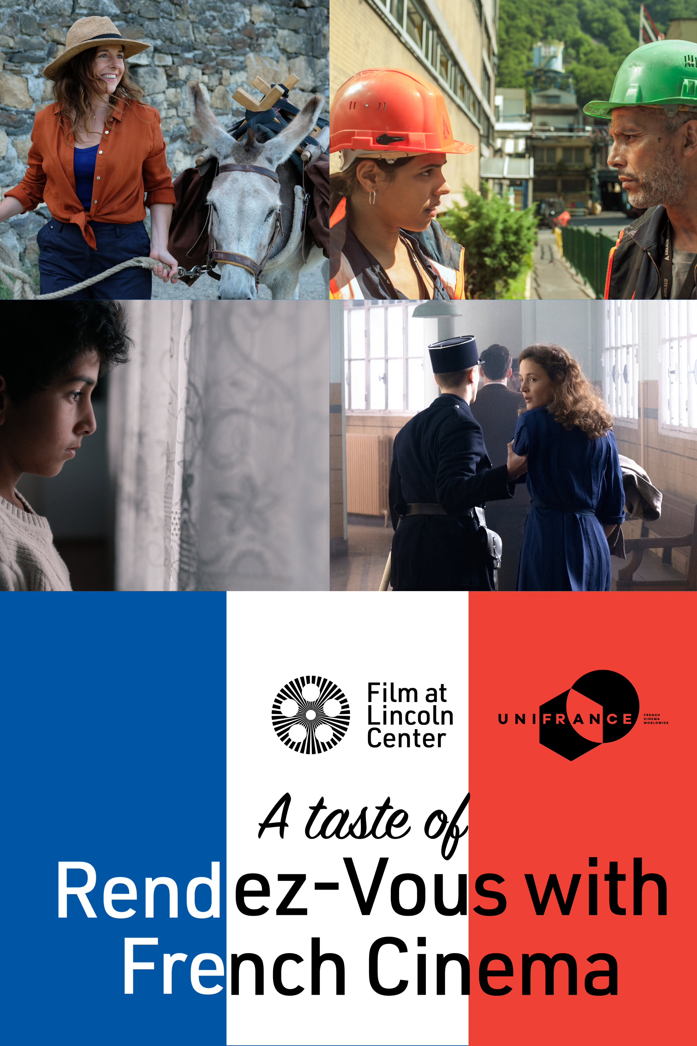 Poster for A Taste of Rendez-Vous with French Cinema