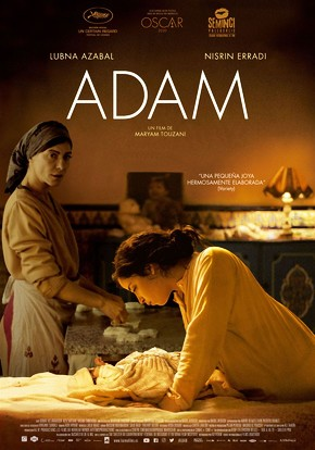 Poster for Adam