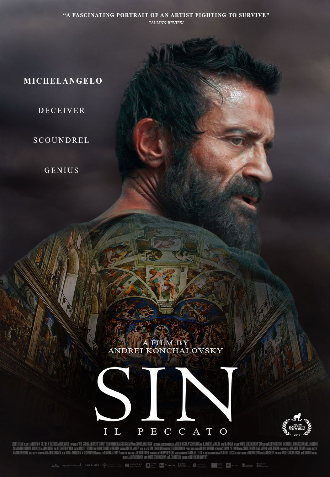 Poster for Sin