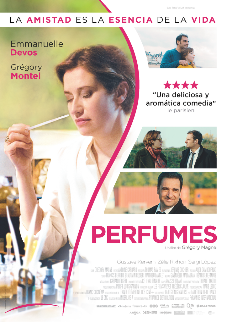 Poster for Perfumes
