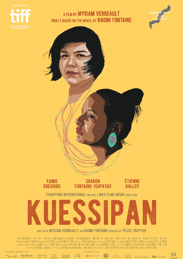 Poster for Kuessipan