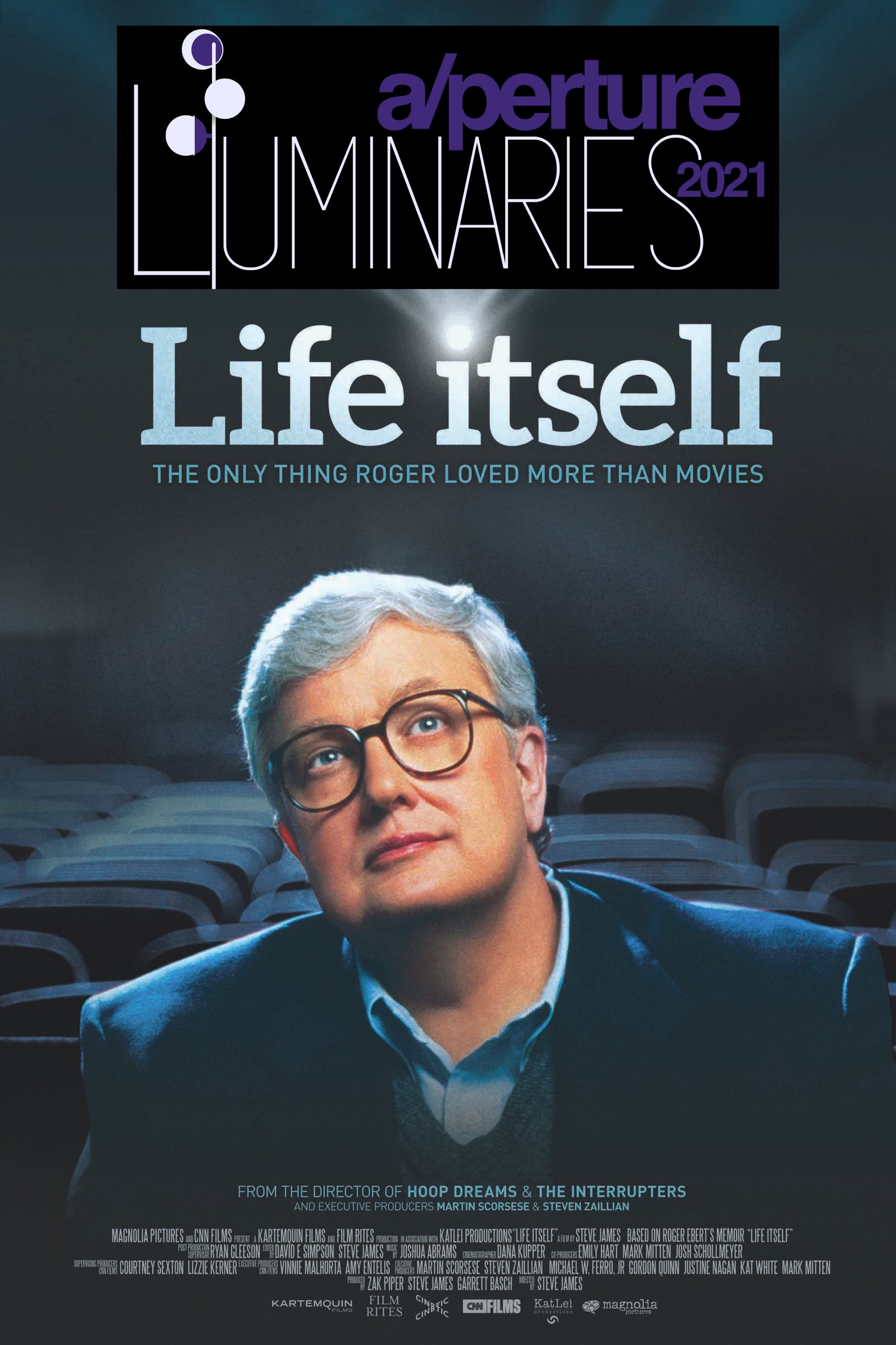 Poster for Life Itself