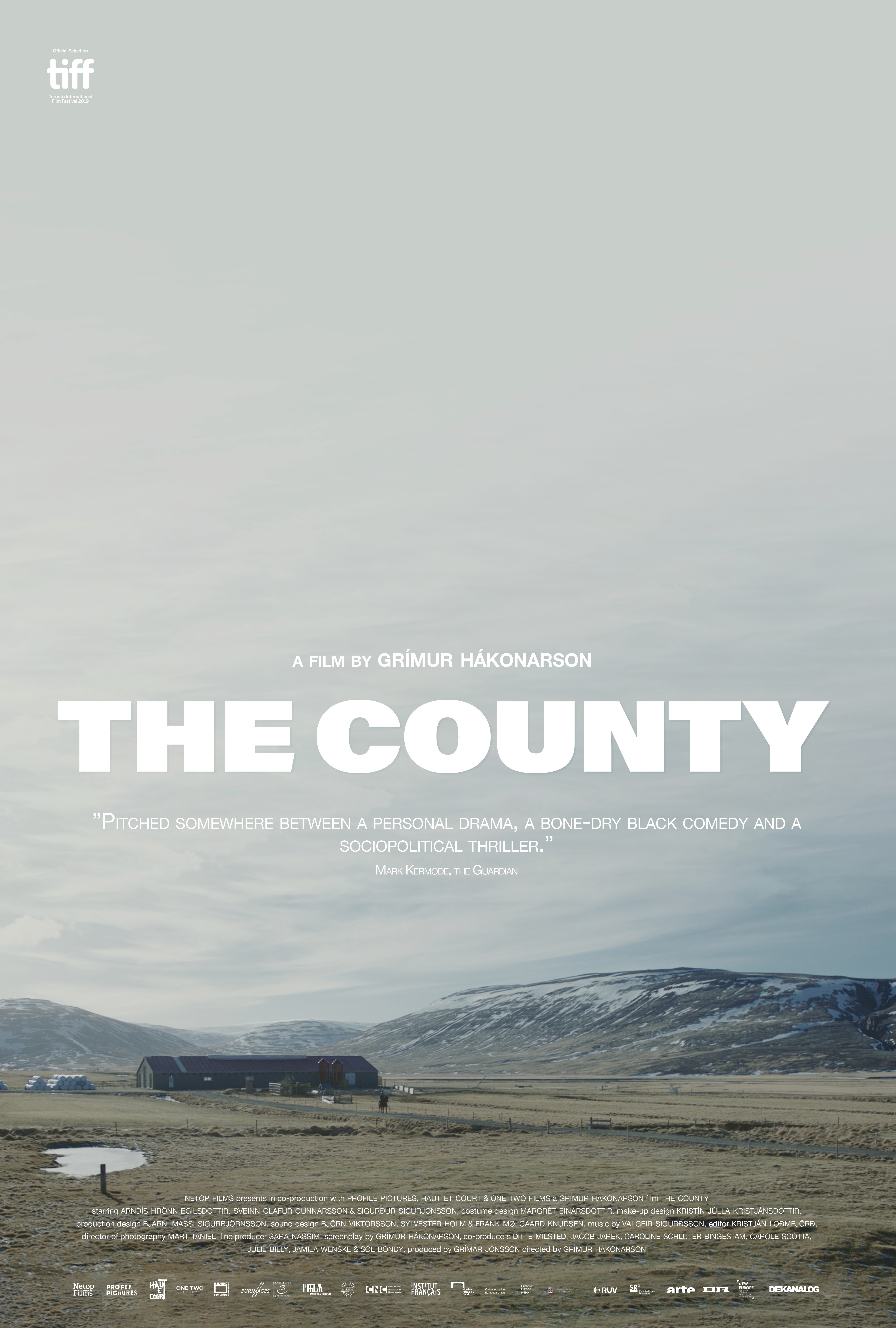 Poster for The County