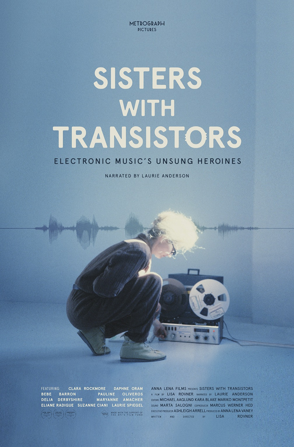 Poster for Sisters with Transistors