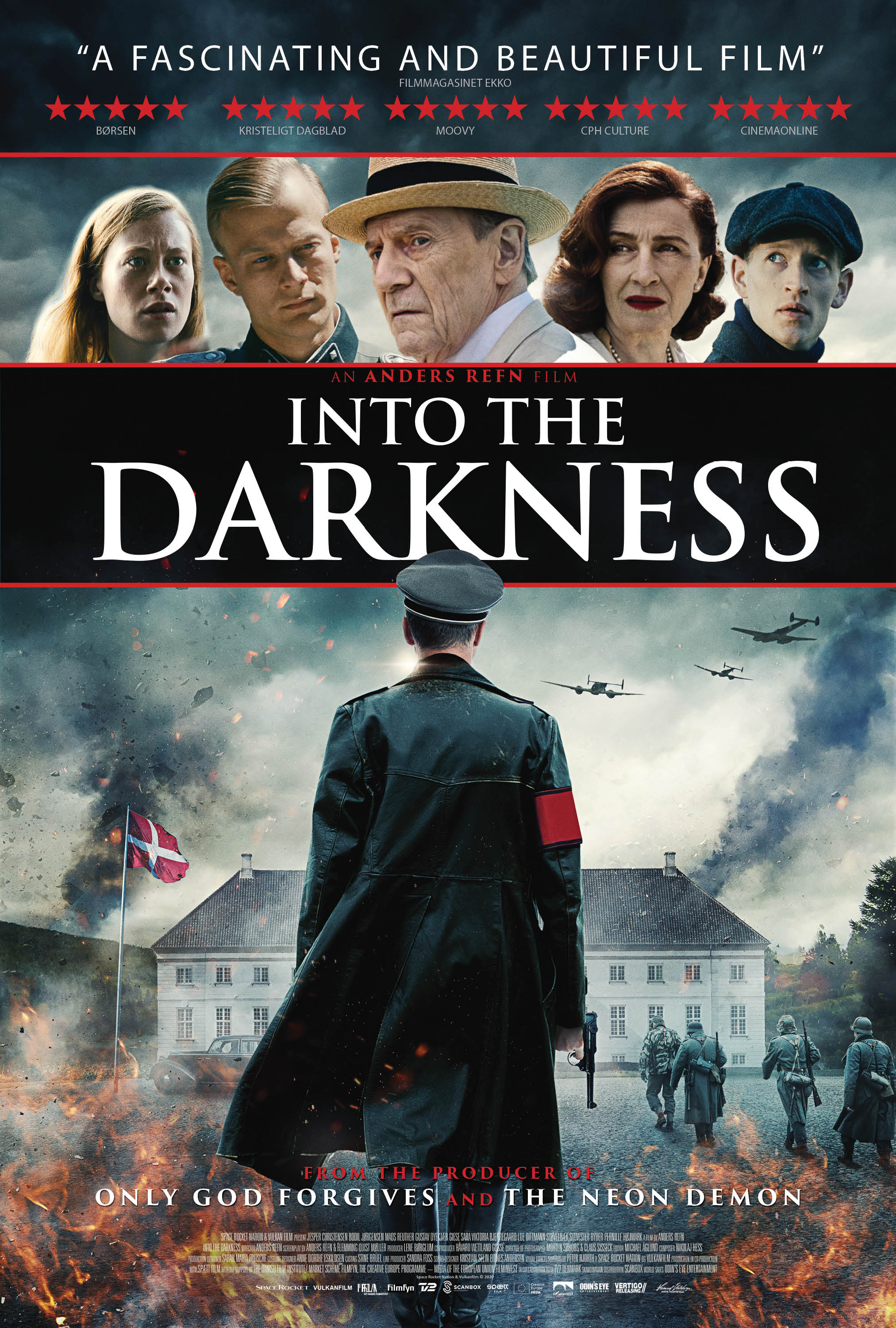 Poster for Into the Darkness