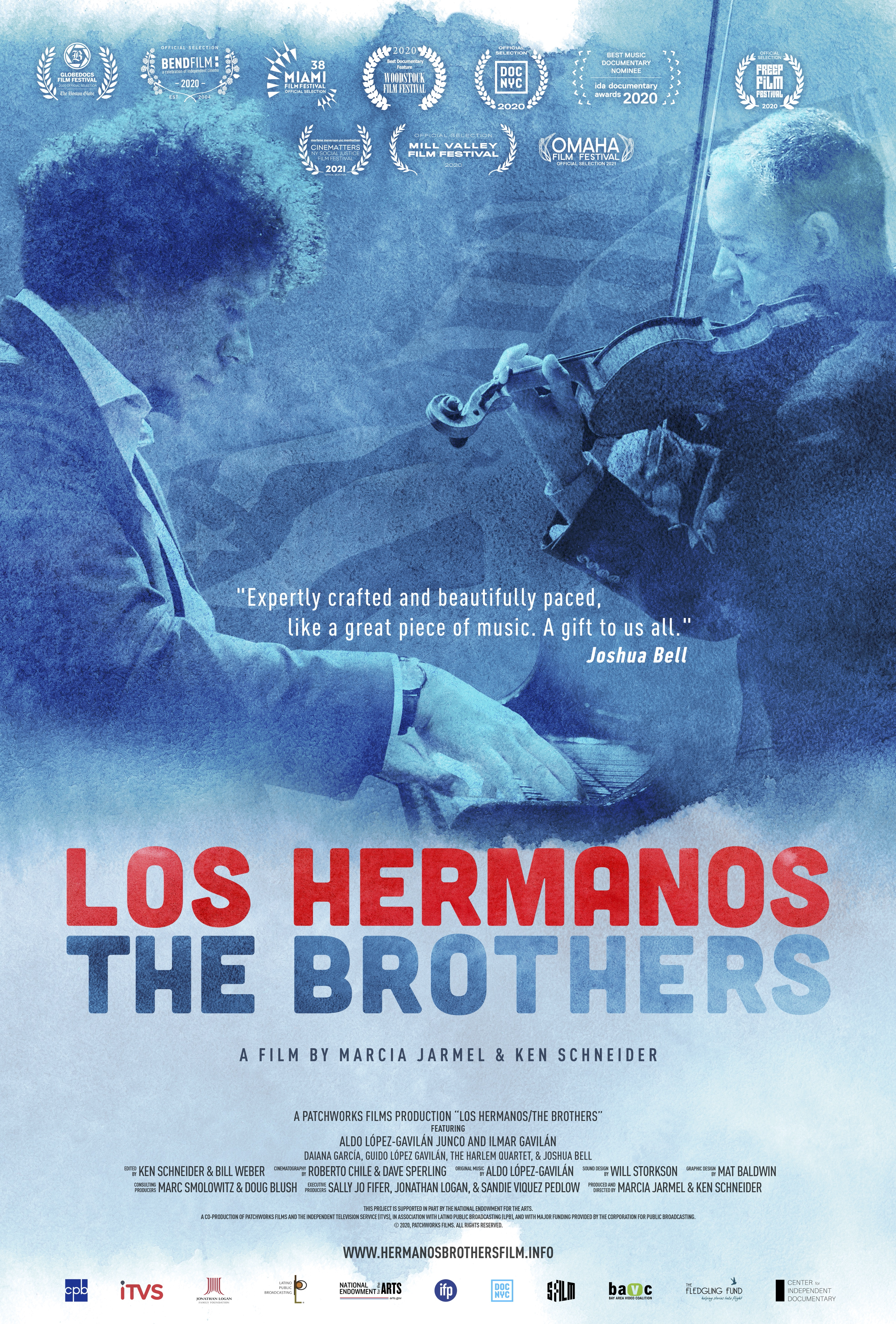 Poster for Los Hermanos/The Brothers
