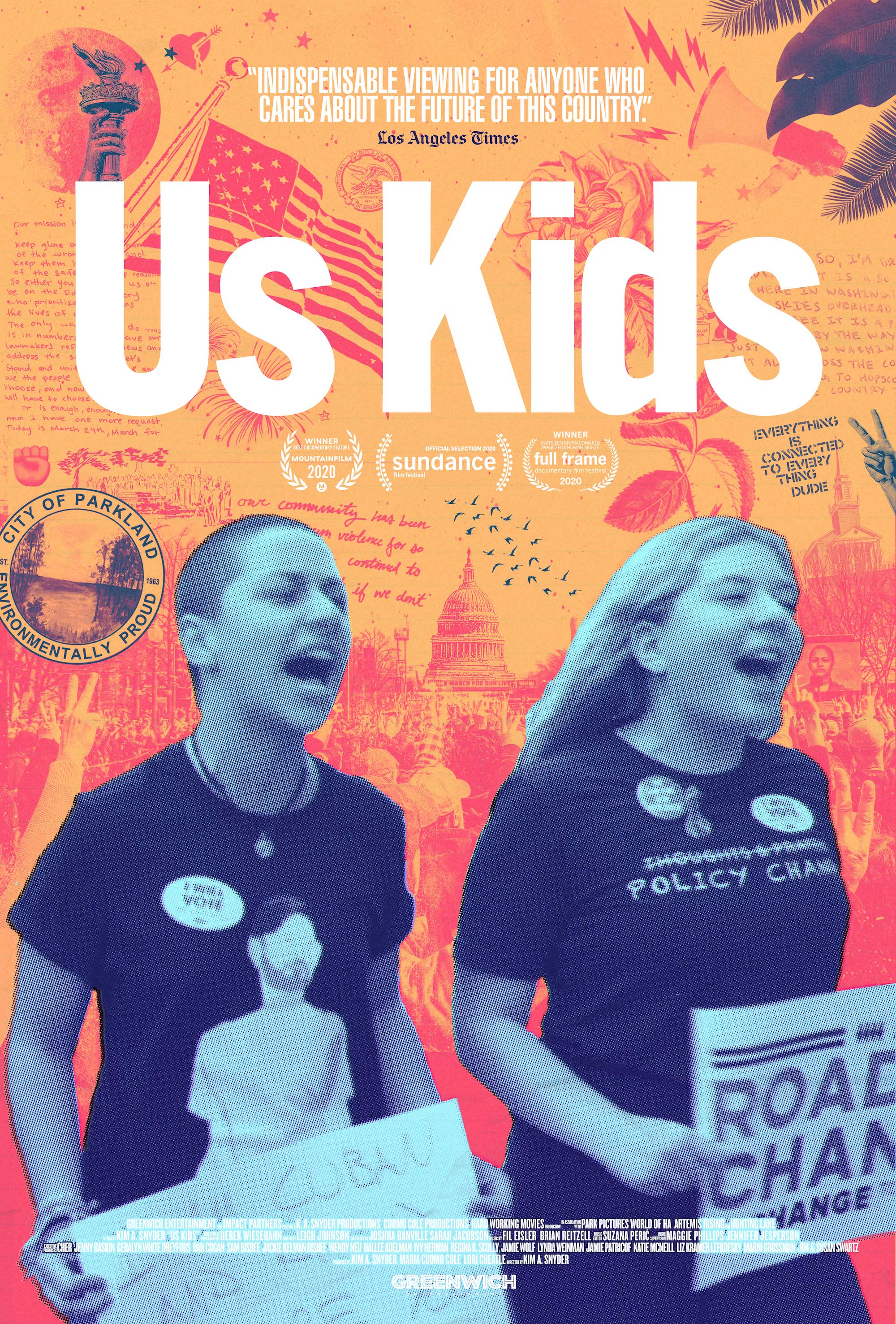 Poster for Us Kids