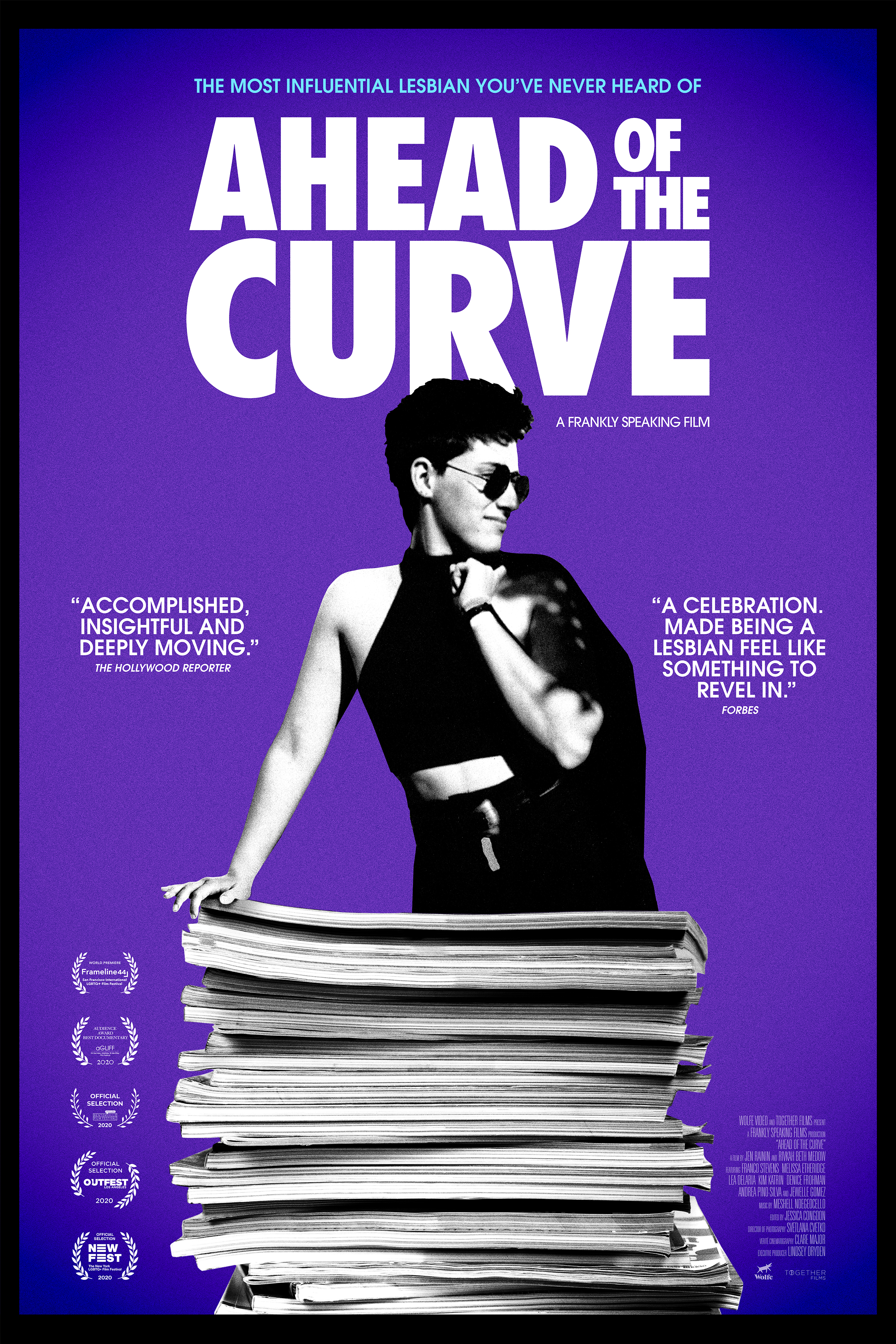 Poster for Ahead of the Curve