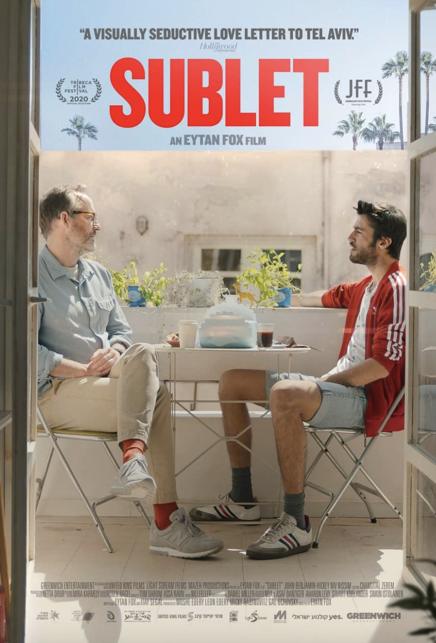 Poster for Sublet