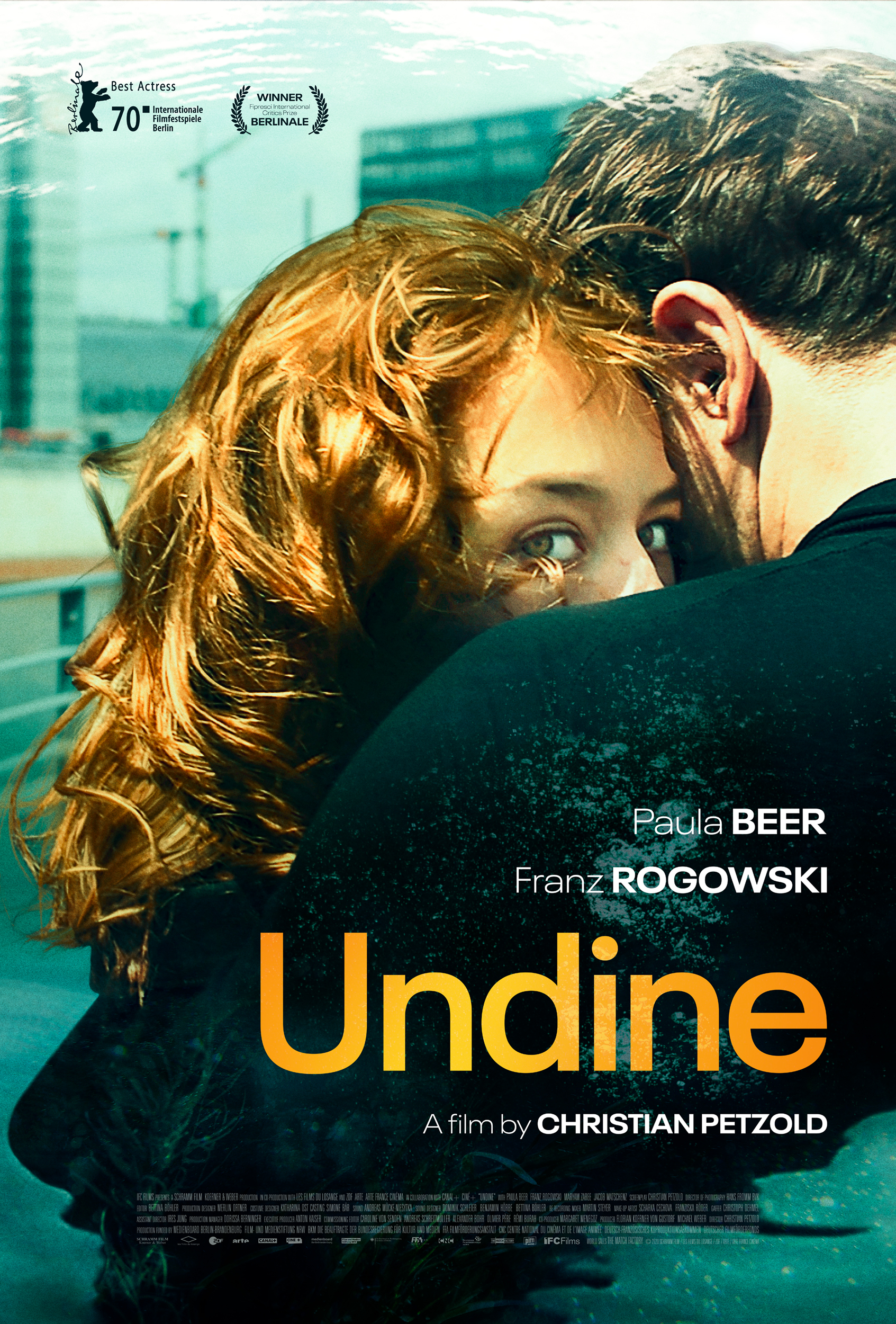 Poster for Undine