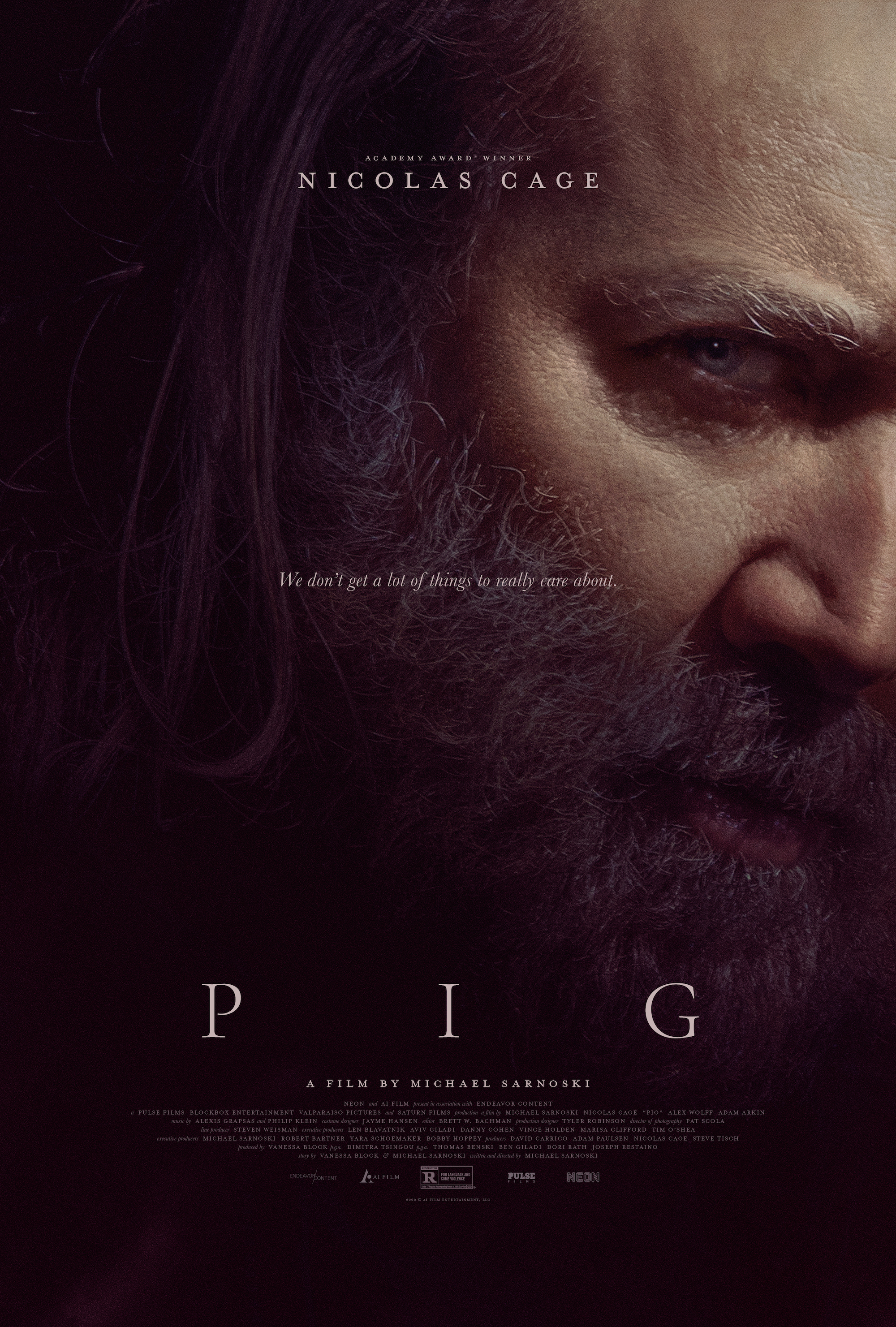 Poster for Pig