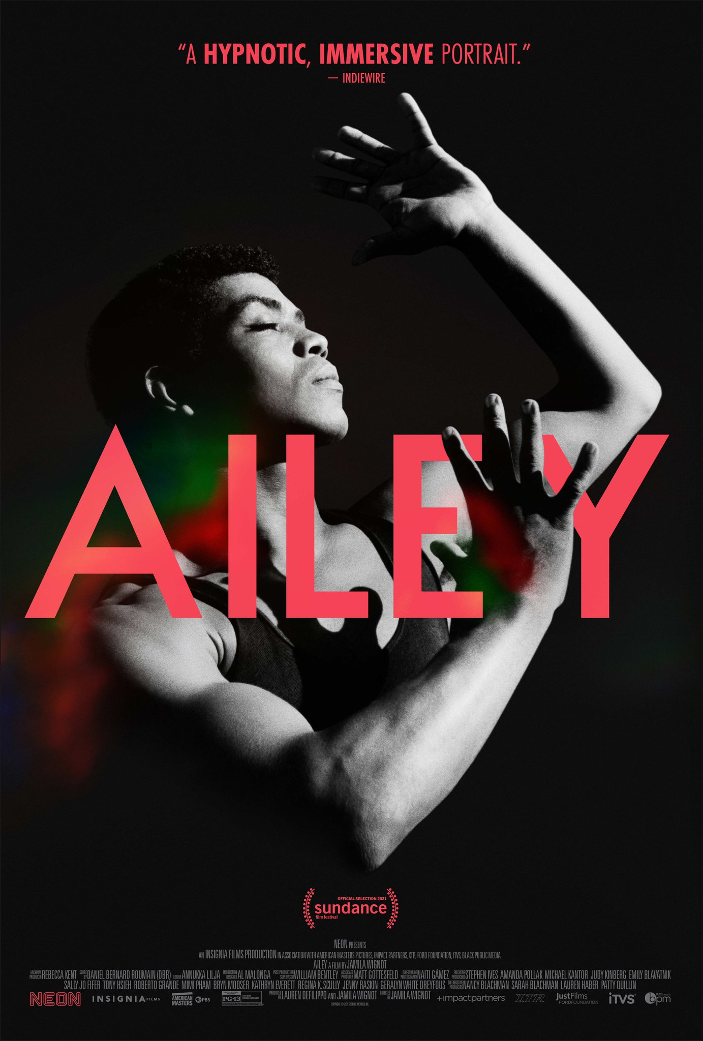 Poster for Ailey