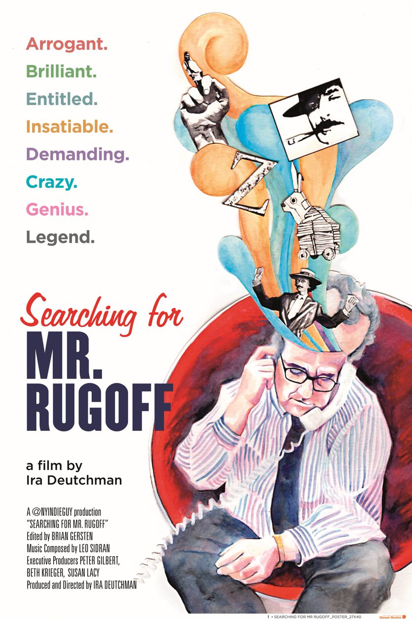 Poster for Searching for Mr. Rugoff