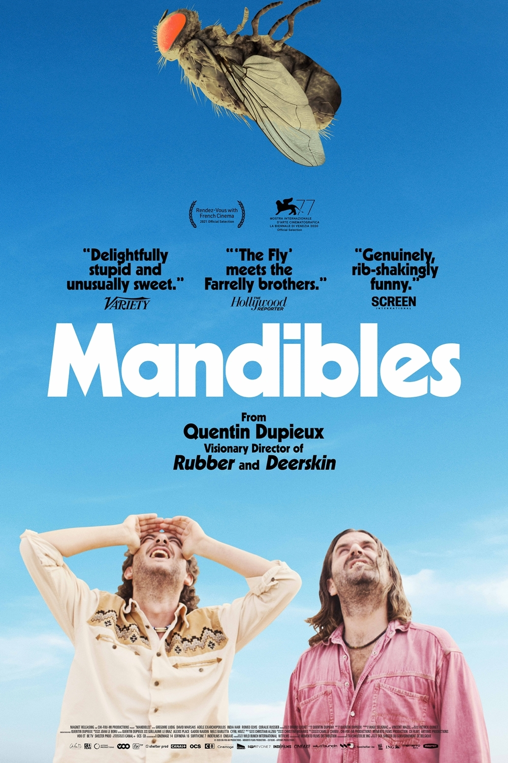 Poster for Mandibles