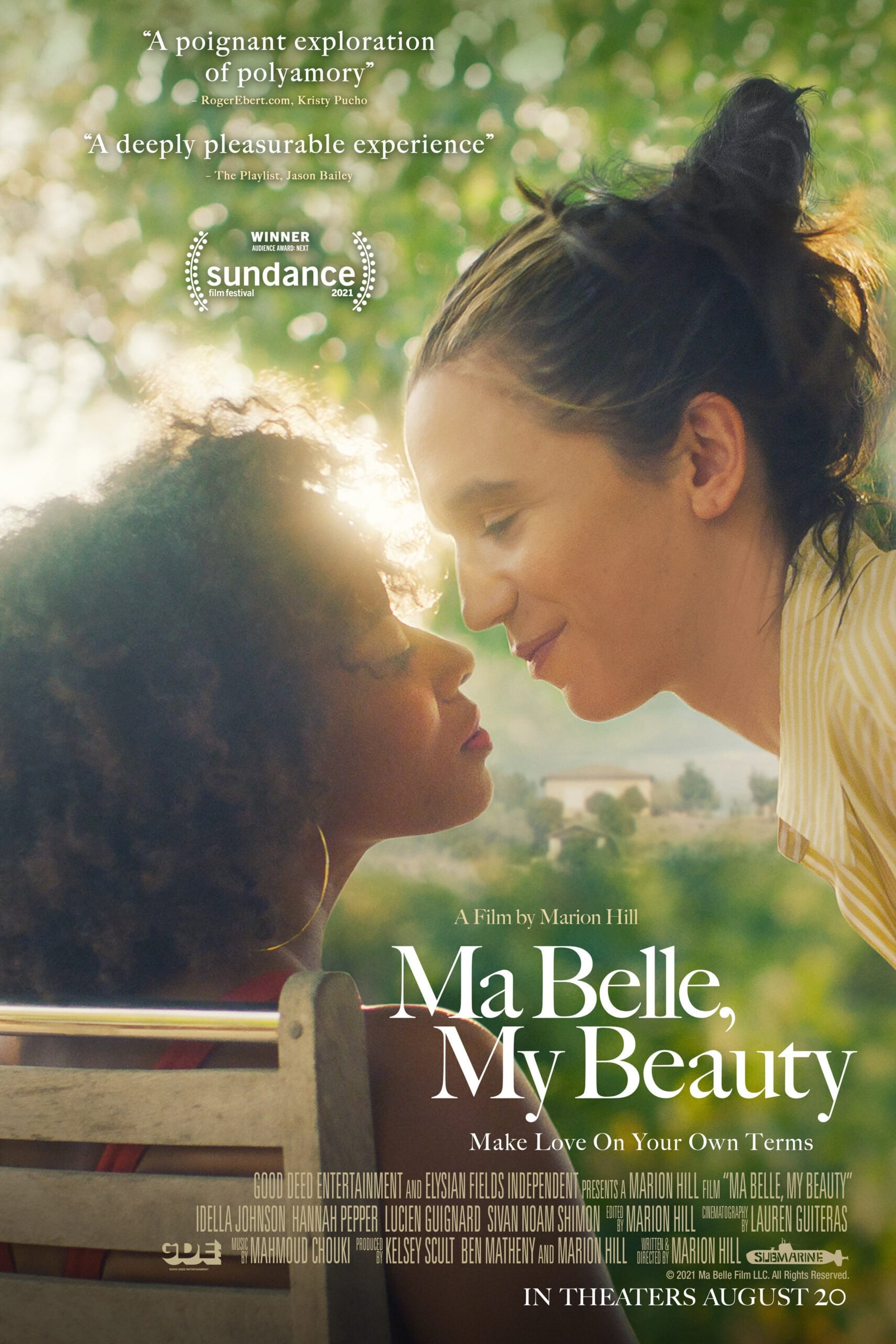 Poster for Ma Belle, My Beauty