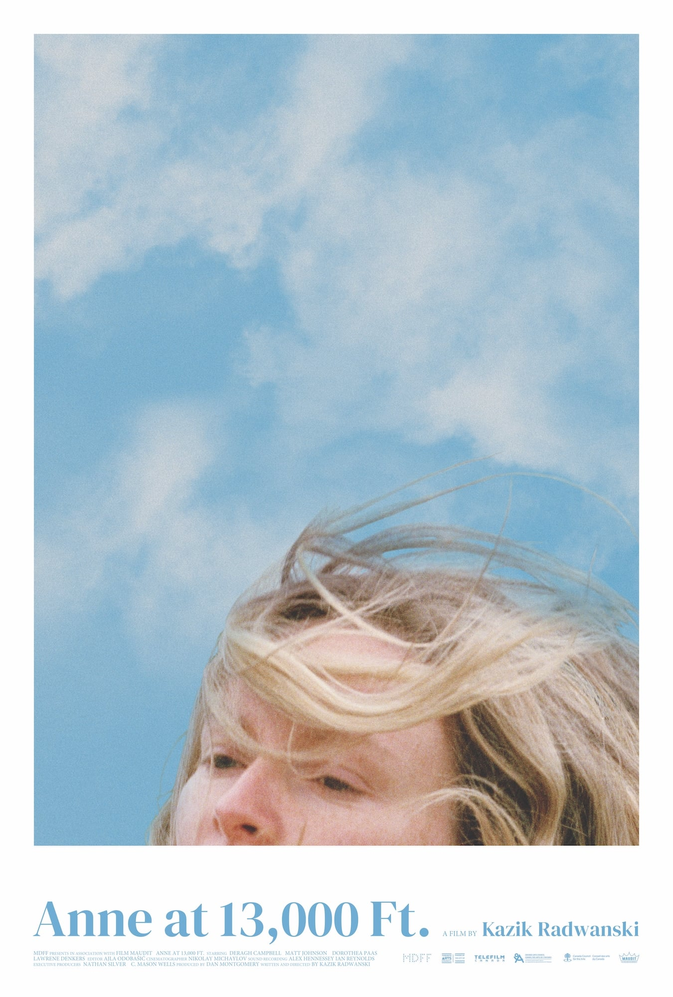 Poster for Anne at 13,000 Ft.