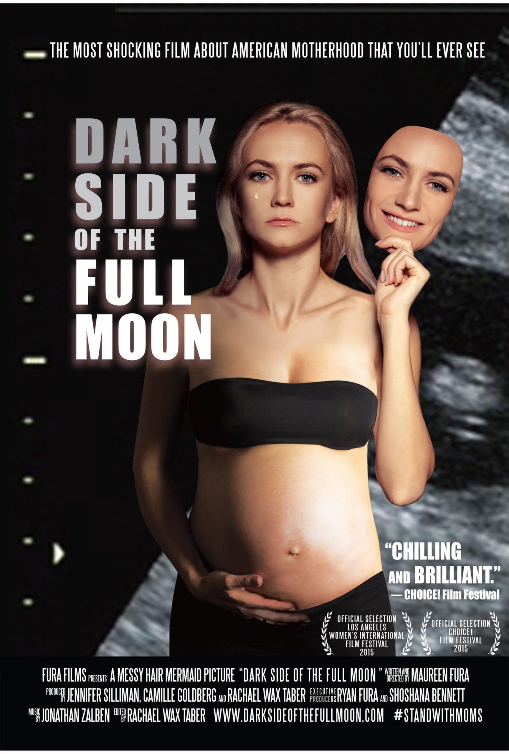Poster for Dark Side of the Full Moon