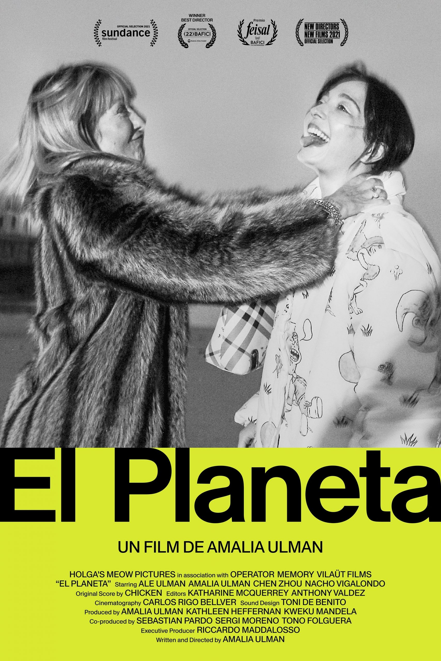 Poster for El Planeta