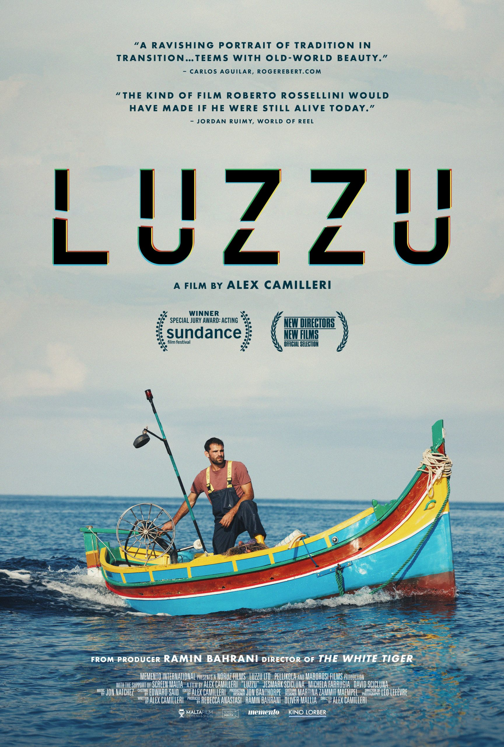 Poster for Luzzu