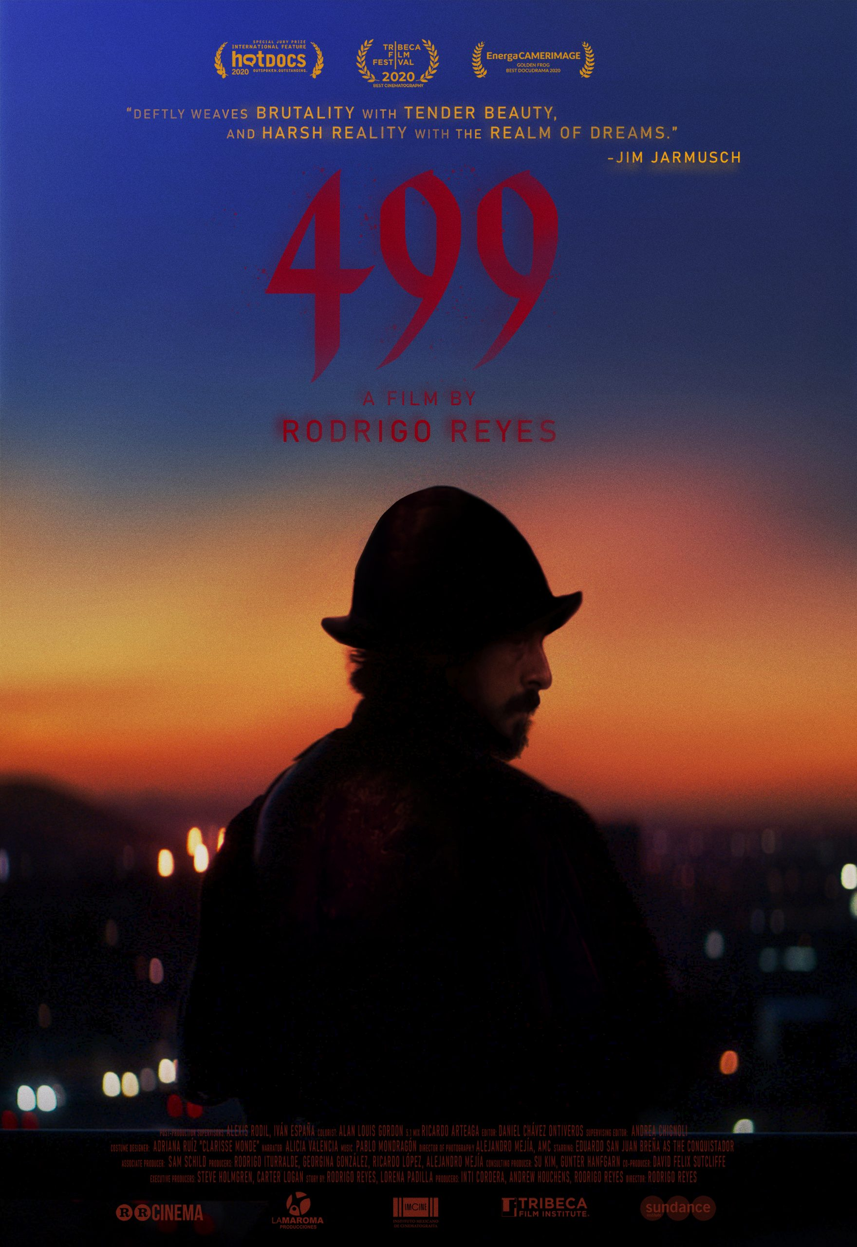 Poster for 499