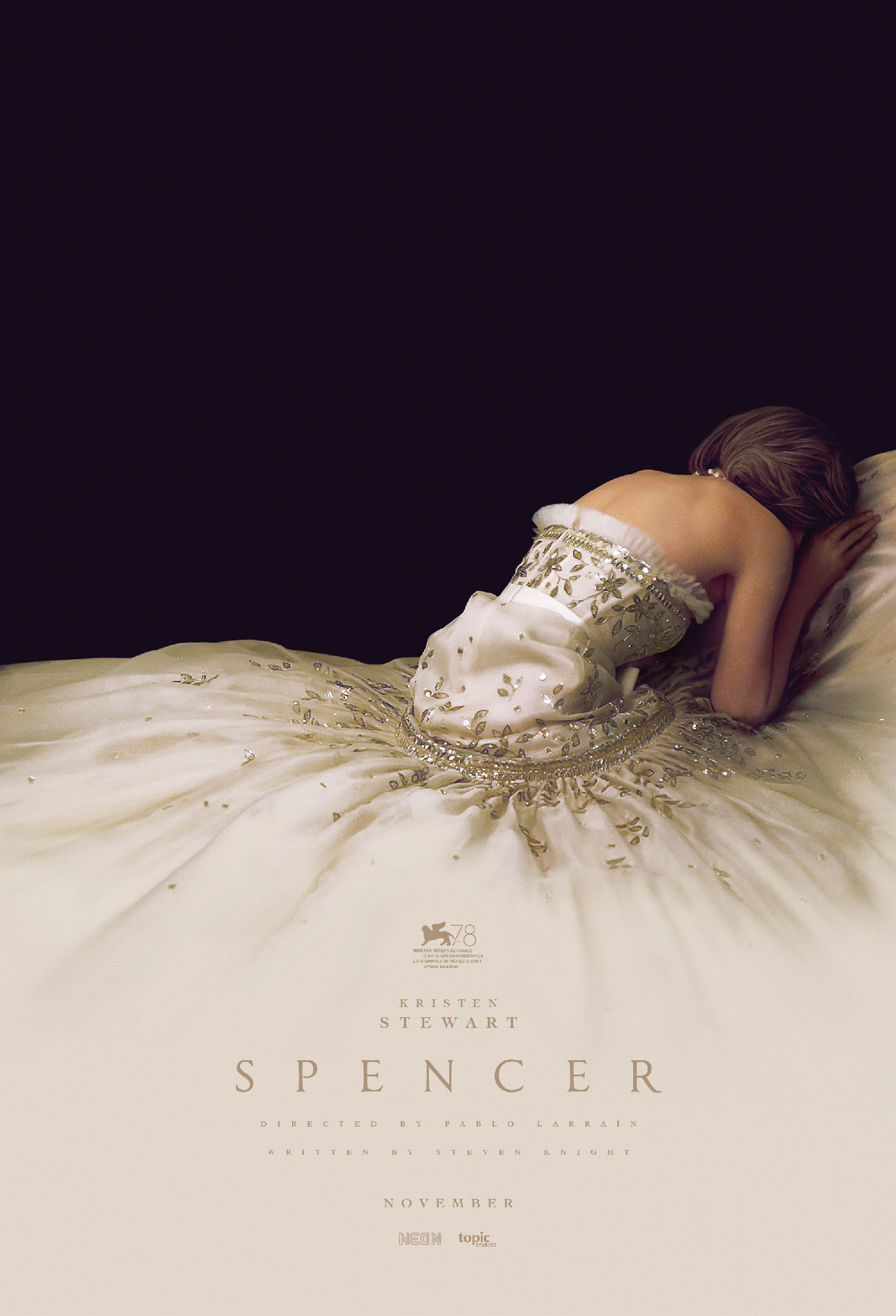 Poster for Spencer