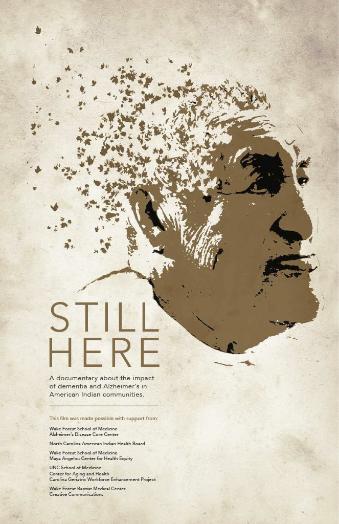 Poster for Still Here