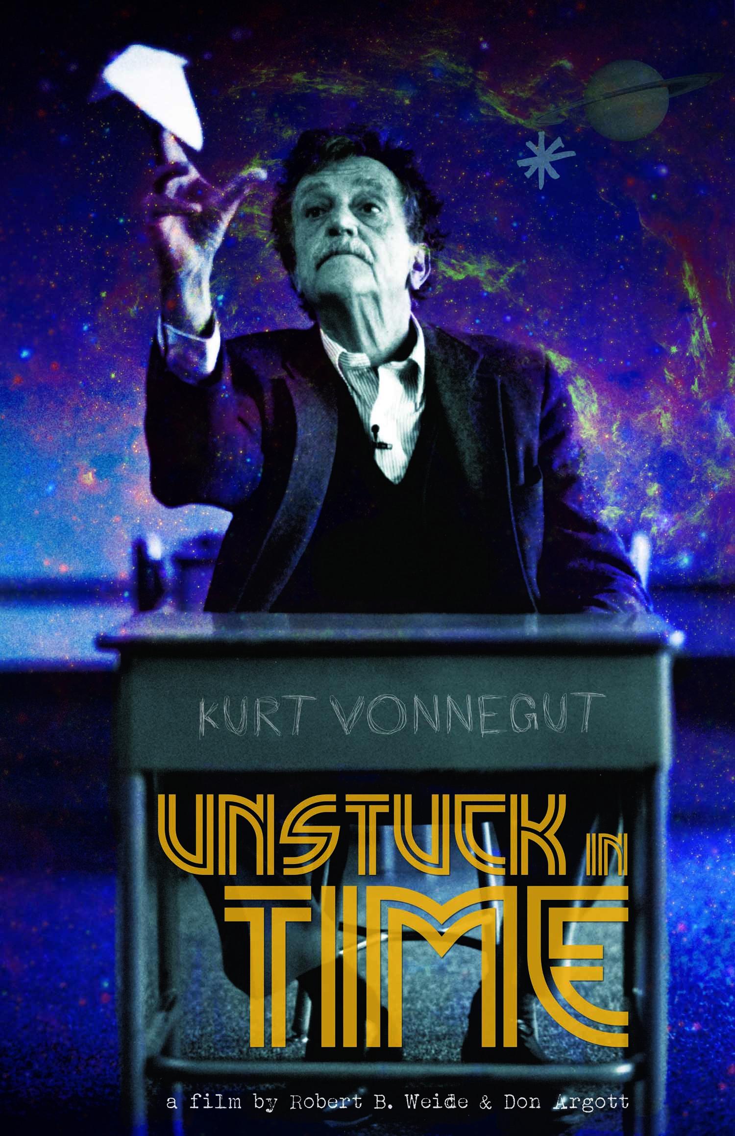 Poster for Kurt Vonnegut: Unstuck in Time