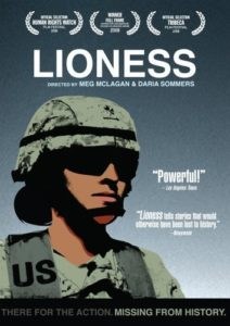 Lioness poster