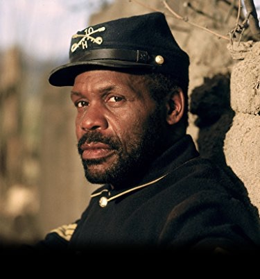 Danny Glover stars in Buffalo Soldiers
